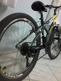 Bike Caloi Max Front