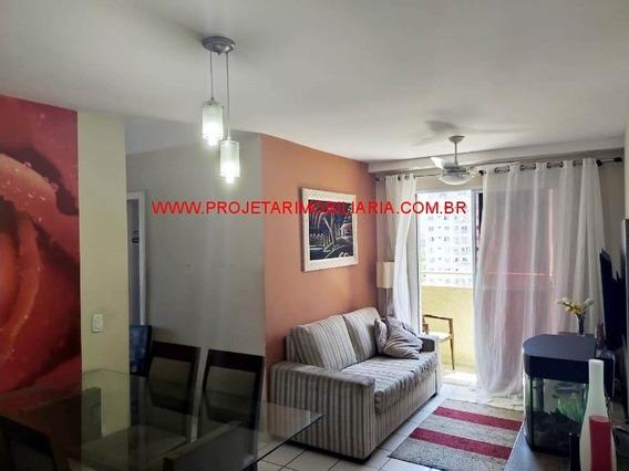 Rancho Novo/n.iguaçu, Apartamento 3 Quartos(1 Suíte), Varanda,2 Banheiros, Garagem E Cond. Com Lazer. - Ap00307 - 34491882