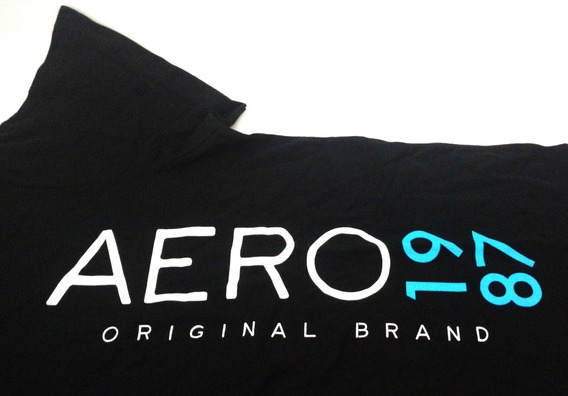 Camisa Masculina Aéropostale Original Brand Aero 1987