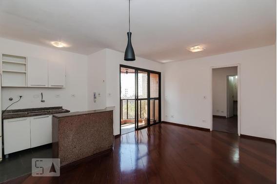 Apartamento No 8º Andar Com 1 Dormitório E 1 Garagem - Id: 892960782 - 260782