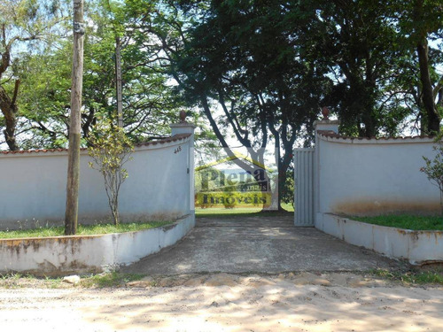 Chácara Residencial Para Venda E Locação, Chácaras De Recreio Represa, Nova Odessa. - Ch0070