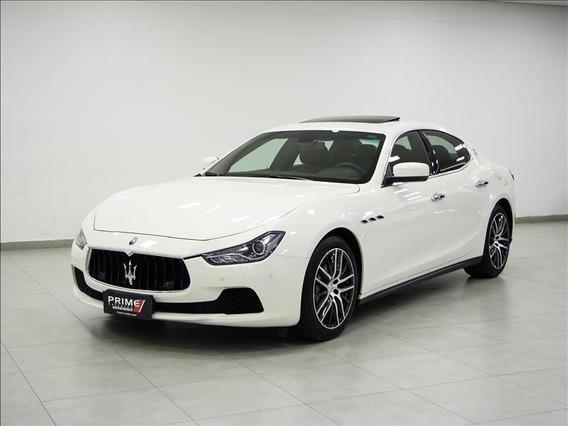 Maserati Ghibli Maserati Ghibli V6 3.0l Turbo Com 330cv