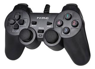 Joystick Control Gamer Pad Scorpion Para Pc Usb Juegos Play