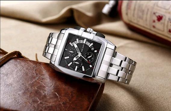 Relógio Megir/ Original! Todo Funcional/ Produto /garantia