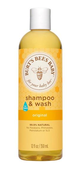 Shampoo And Wash Burt
