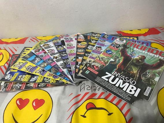 Revistas Mundo Estranho - Edições De 2010 (por Unidade)