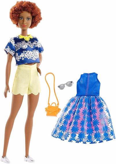 Barbie Fashionista Colecionador Negra Black Daisy