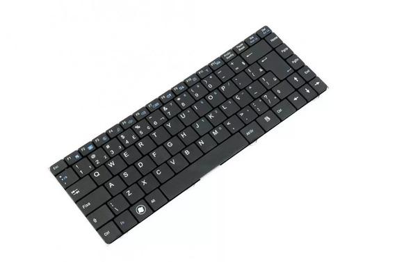 Teclado Para Notebook Itautec Infoway W7425 | Preto
