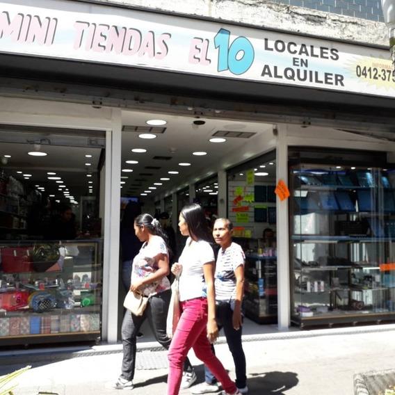 Alquilo Local Comercial En Pleno Centro (la Hoyada)