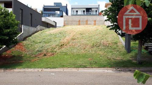 Terreno À Venda, 586 M² Por R$ 410.000,00 - Condomínio Portal De Bragança - Bragança Paulista/sp - Te1260