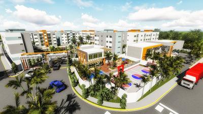 Residencial De Apartamentos En Paya Peravia
