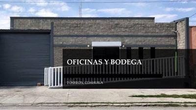 Bodega Venta Torreon Coahuila 3,800,000 Noroch Gl3