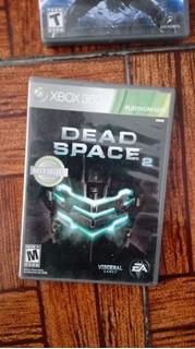 Dead Space 2 Xbox 360 Juego Seminuevo