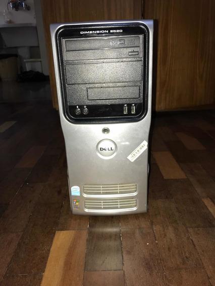Computador Dell Dimension E520