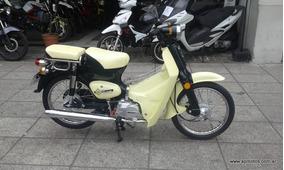 Motomel Go 125 Vintage 0km Autoport Motos