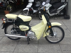 Motomel Go 125 Vintage 2018 0km Ap Motos