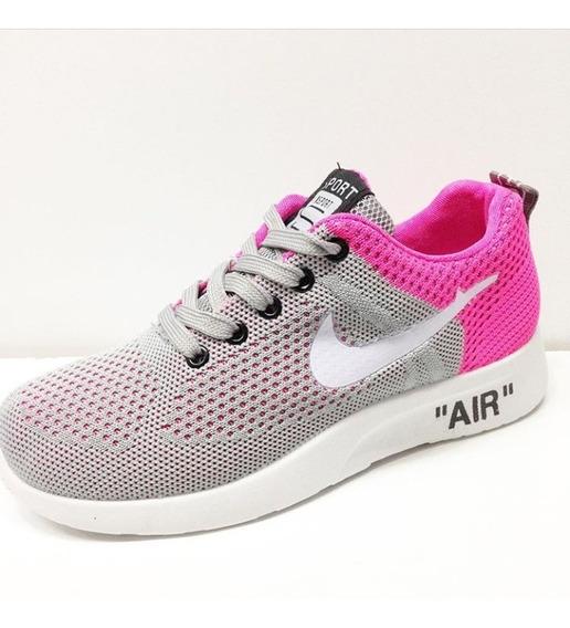 Zapatos Deportivos Nike Fashion Dama Bingo Hi Zoom Oferta