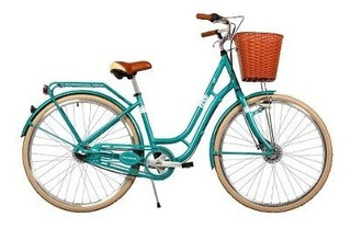 Bicicleta De Paseo Teknial Vintage Lady Rodado 28