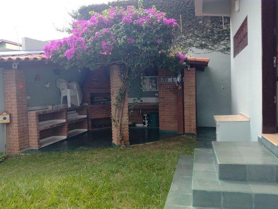Casa Com 3 Dormitórios À Venda, 240 M² Por R$ 650.000,00 - Novo Horizonte - Paraisópolis/mg - Ca0056