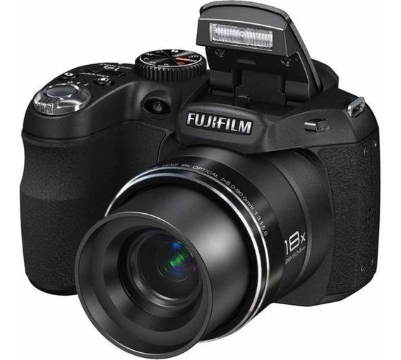 Camara Fujifilm Semi Profesional Bridge Superzoom 14mp Hdr