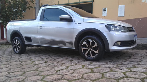 Imagem 1 de 3 de Volkswagen Saveiro 2014 1.6 Trend Cab. Simples Total Flex 2p