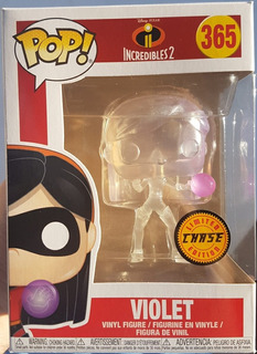 Funko Pop! Violet #365 Chase Limited Edition Incredibles 2