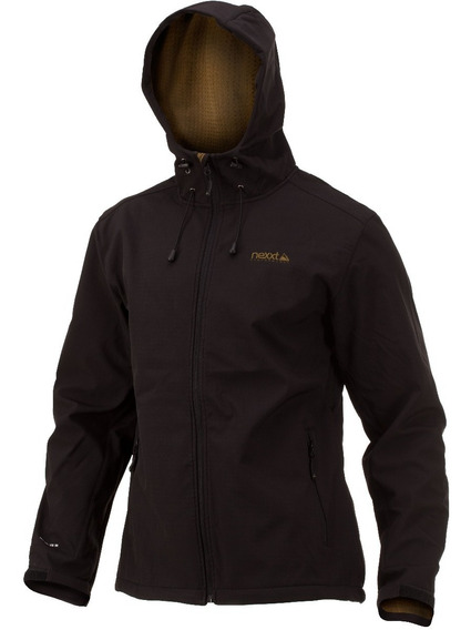 Campera Softshell Nexxt Performance Gower Hombre