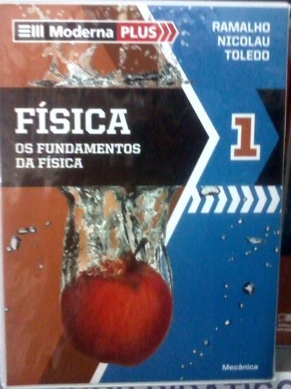 Física E História; Moderna Plus - Vol. 01