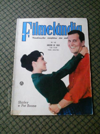 Filmelandia N. 62 Janeiro De 1960 - Leia O Anuncio ...