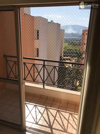 Vila Rubens - Apartamento Para Alugar - 2 Dms - 65m² - Mogi - A993