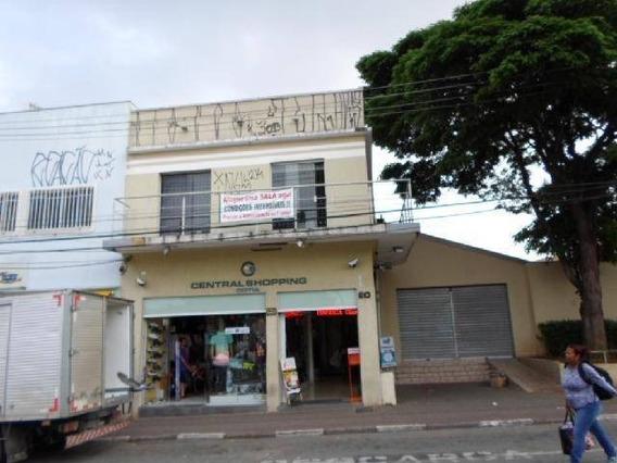 Sala Comercial Para Locação, Centro, Cotia. - Sa0035