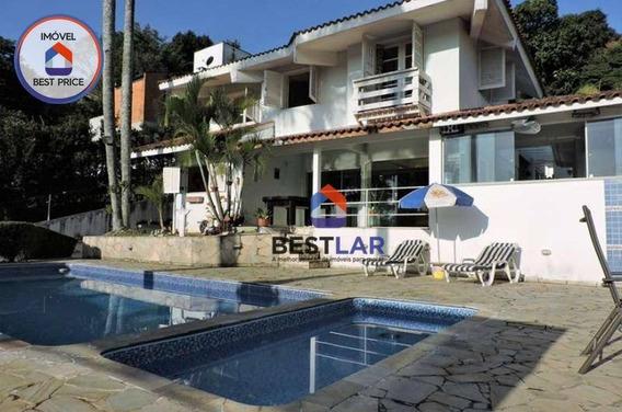 Casa À Venda, 600 M² Por R$ 1.526.207,50 - Recanto Impla - Carapicuíba/sp - Ca0400