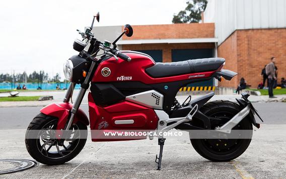 Potenza, Eléctrica, Similar Honda