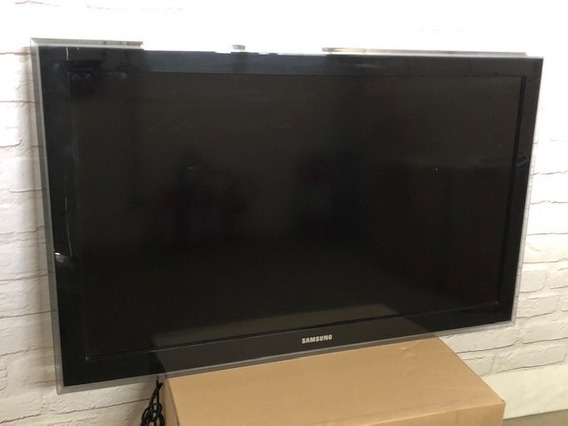 Tv Lcd Samsung 40 - Ln40d550 Usado Funcionando - Full Hd