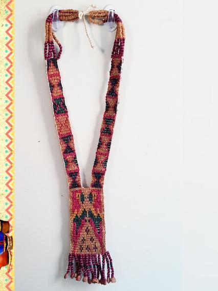 Colar Indígena Roraima
