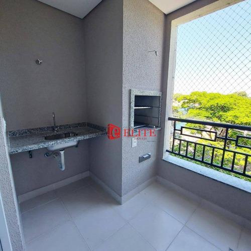 Apartamento Com 2 Dormitórios À Venda, 69 M² Por R$ 295.000,00 - Jardim Vale Do Sol - São José Dos Campos/sp - Ap4148