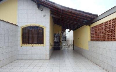 Casa Com 2 Dormitórios À Venda, 70 M² Por R$ 190.000 - Balneário Maracanã - Praia Grande/sp - Ca0014