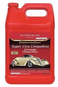 Super Cera Limpadora  Líquida Mothers 3,78 L Mothers Carnaub