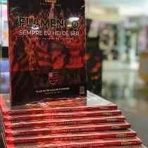 Flamengo Album Capa Dura Completo 300 Figurinhas Para Colar