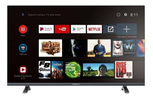 Imagen 1 de 6 de Smart Tv 32 Noblex Android Tv Dm32x7000 Hd