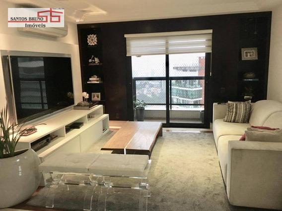 Apartamento Com 4 Dormitórios À Venda, 288 M² Por R$ 2.448.000,00 - Santana - São Paulo/sp - Ap2218