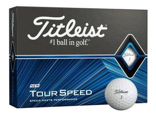 Kaddygolf Pelotas Golf Titleist Tour Speed Caja X 12