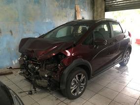 Honda Wr-v 1.5 Exl Flex Aut. 5p Ano 2018 Sinistro