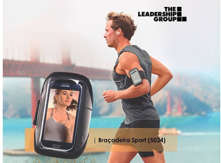 Abraçadeira Sport Para Galaxy Leadership 5034