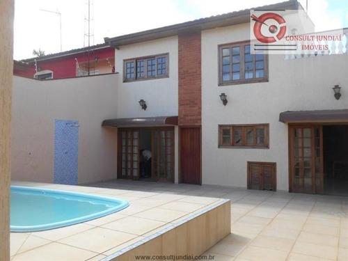 Imagem 1 de 20 de Casas Comerciais À Venda  Em Jundiaí/sp - Compre O Seu Casas Comerciais Aqui! - 1178087