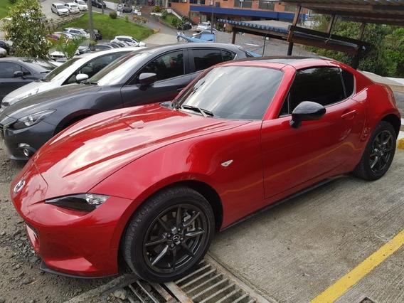 Se Mazda Mx5 Modelo 2018 Convertible Equipamiento Exterior