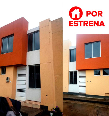 Hermosa Casa Duplex Por Estrenar En Anticresis