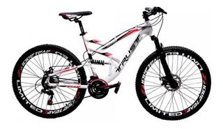 Bicicleta 26 Aro Vmaxx Cambio Shimano 21v Aluminio