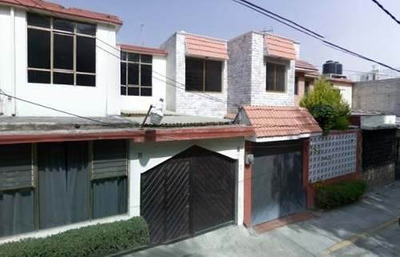 Casa En Unidad Habitacional Ctm Atzacoalco, Gam
