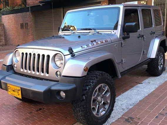 Jeep Wrangler Legend Unlimited